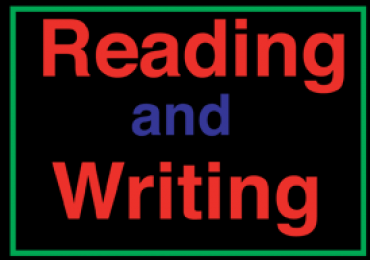 English Reading And Writing 1